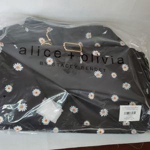 NWT - Alice + Olivia Duffle Bag
